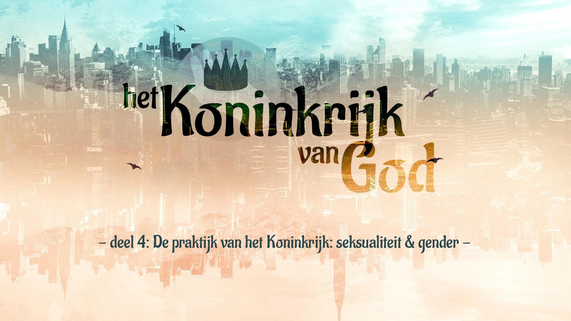 Extra materiaal 'Koninkrijk van God' - deel 4